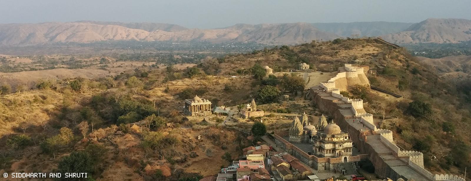 siddharthandshruti_kumbhalgarh