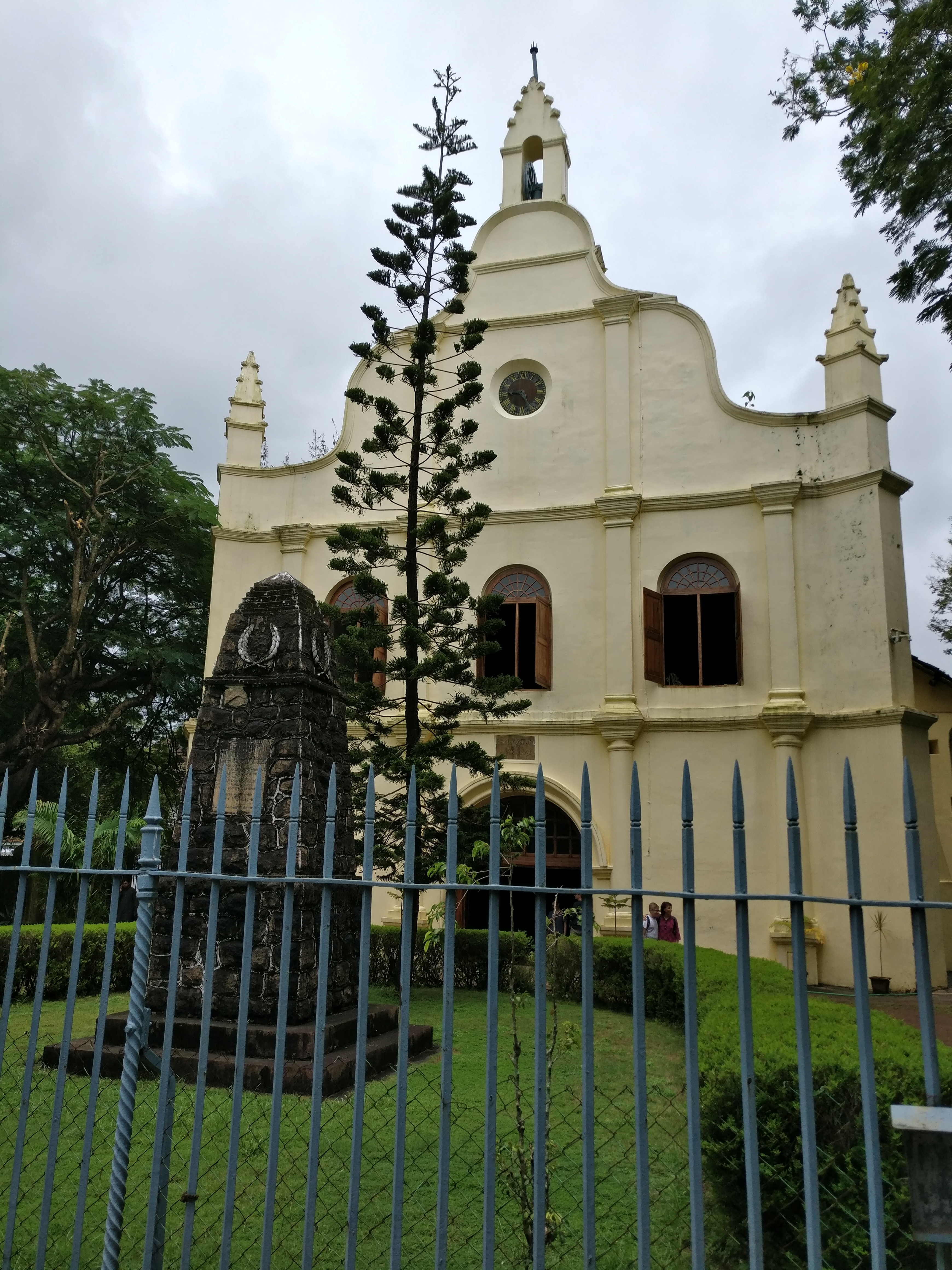 Fort Kochi - Church
