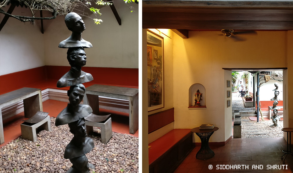 Fort Kochi - Kashi Art Cafe
