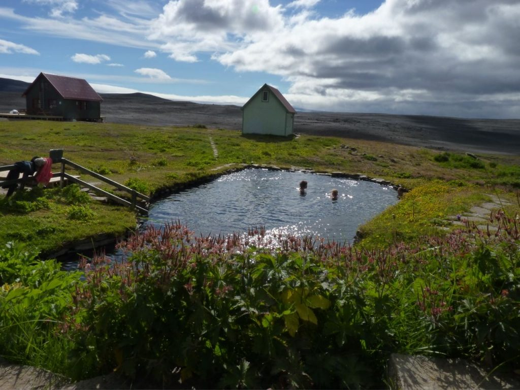 Geothermal Pools In Iceland That Are Not The Blue Lagoon Siddharth And Shruti