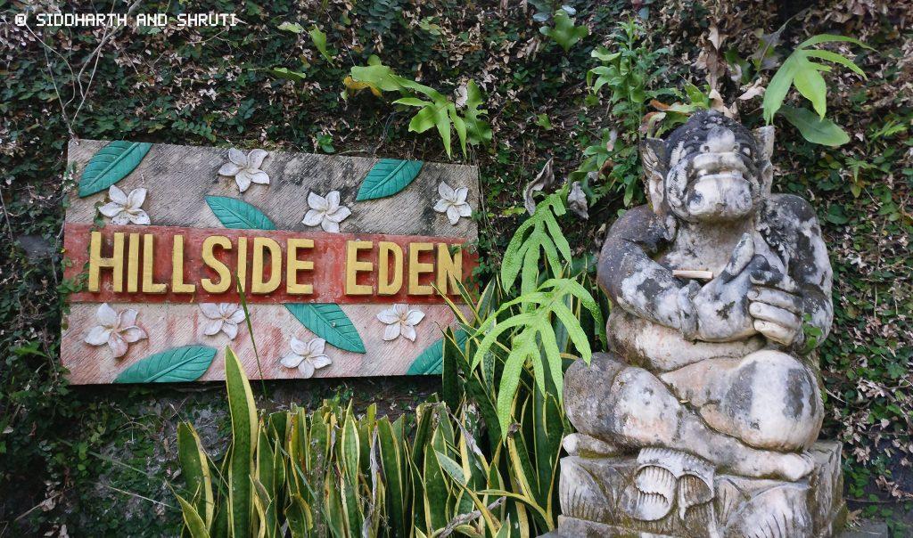 Hillside Eden