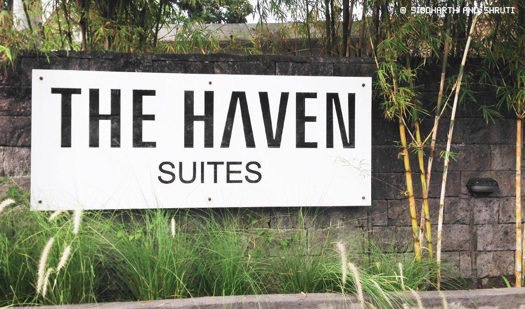 Haven Suites Signage