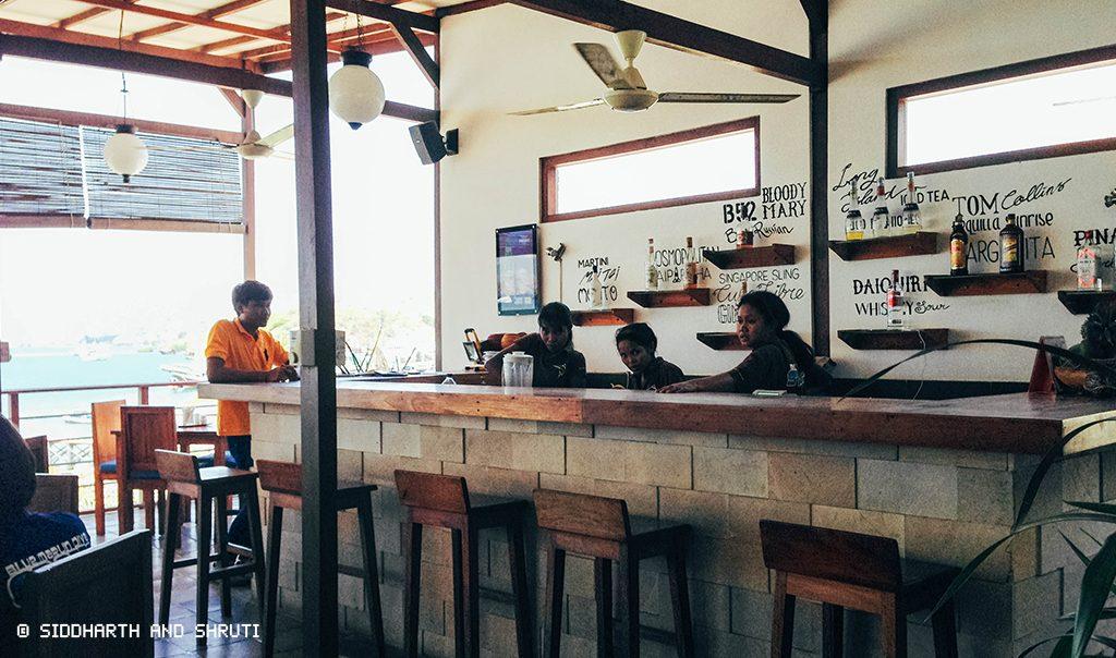 Blue Marlin Komodo Bar