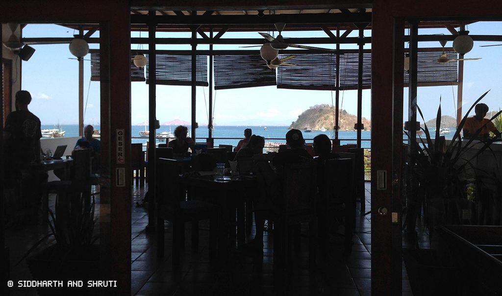 Blue Marlin Komodo Restaurant