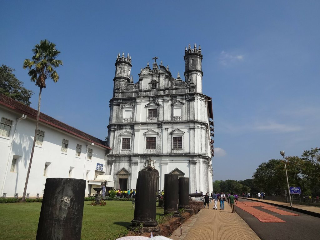 Churches in North Goa