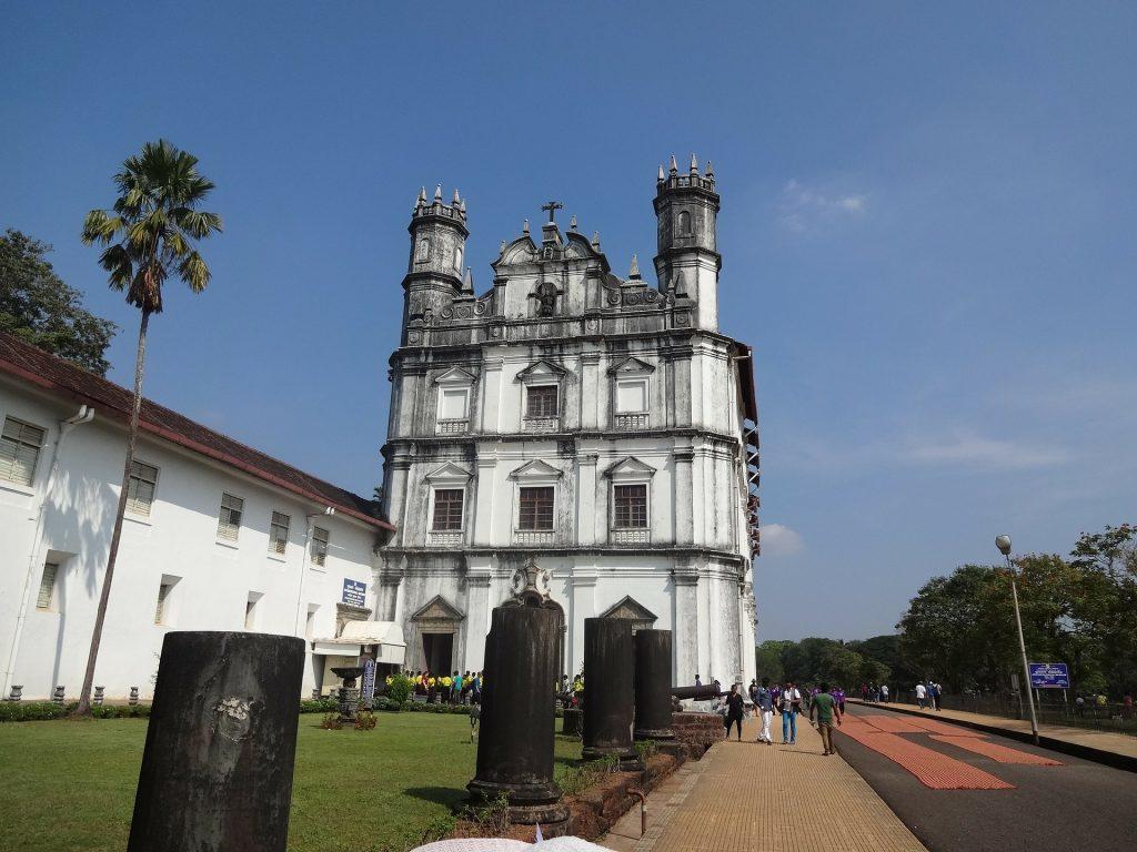 Churches in North Goa