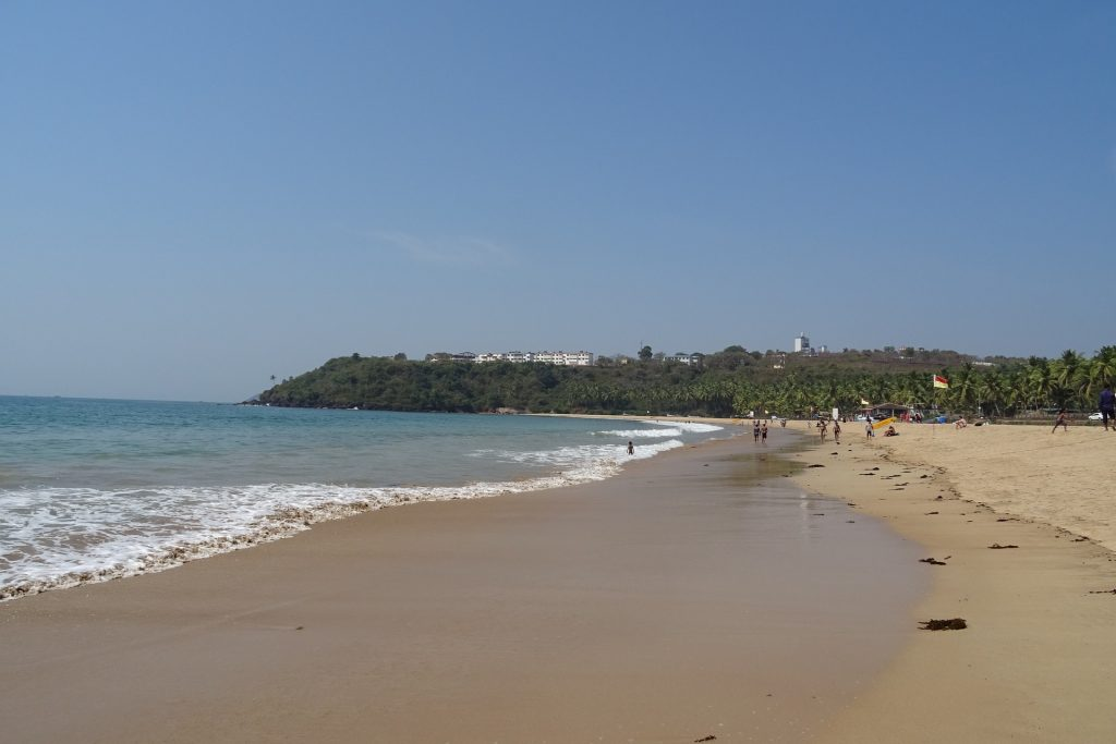 Beaches in North Goa