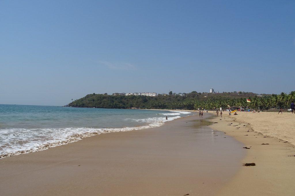 Beaches in North Goa