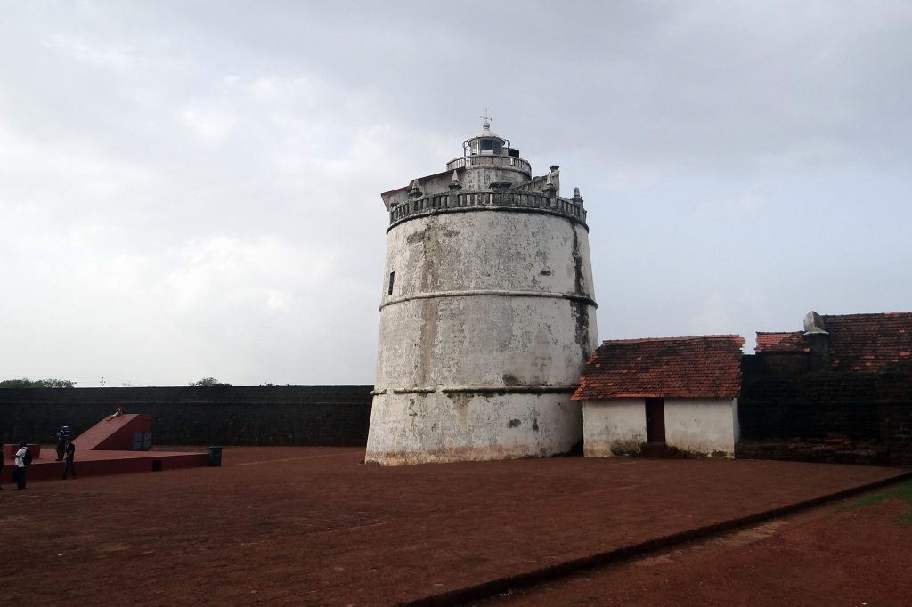 Forts in North Goa
