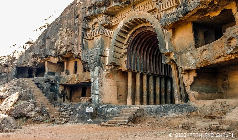 Bhaja Caves in Lonavala