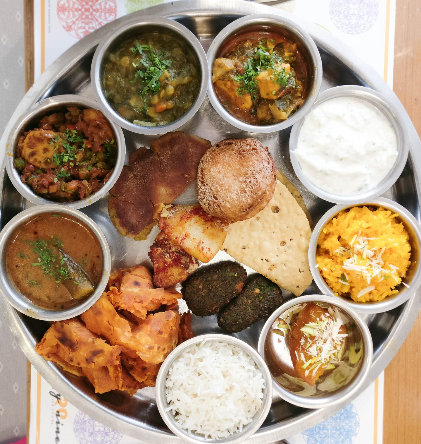 Sindhi Lunch Maani - the 29