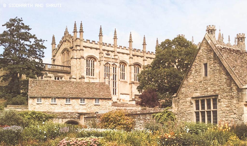 Oxford - Christchurch College