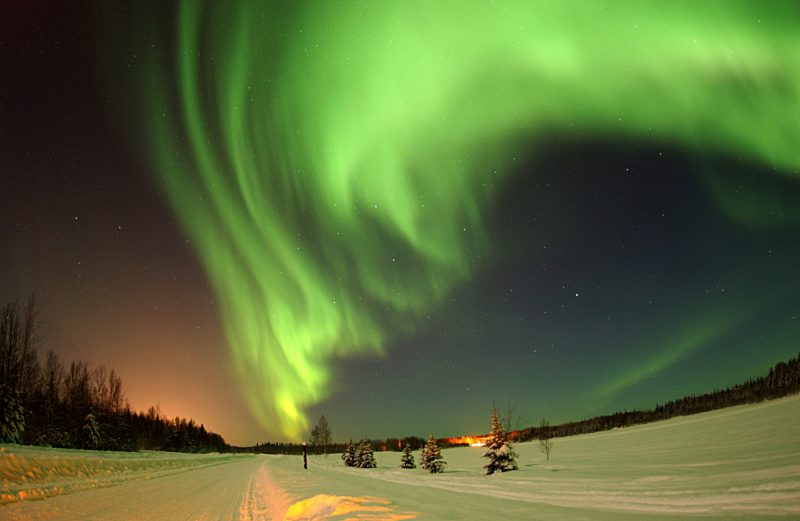 Magical destinations to chase the Northern Lights other than Iceland