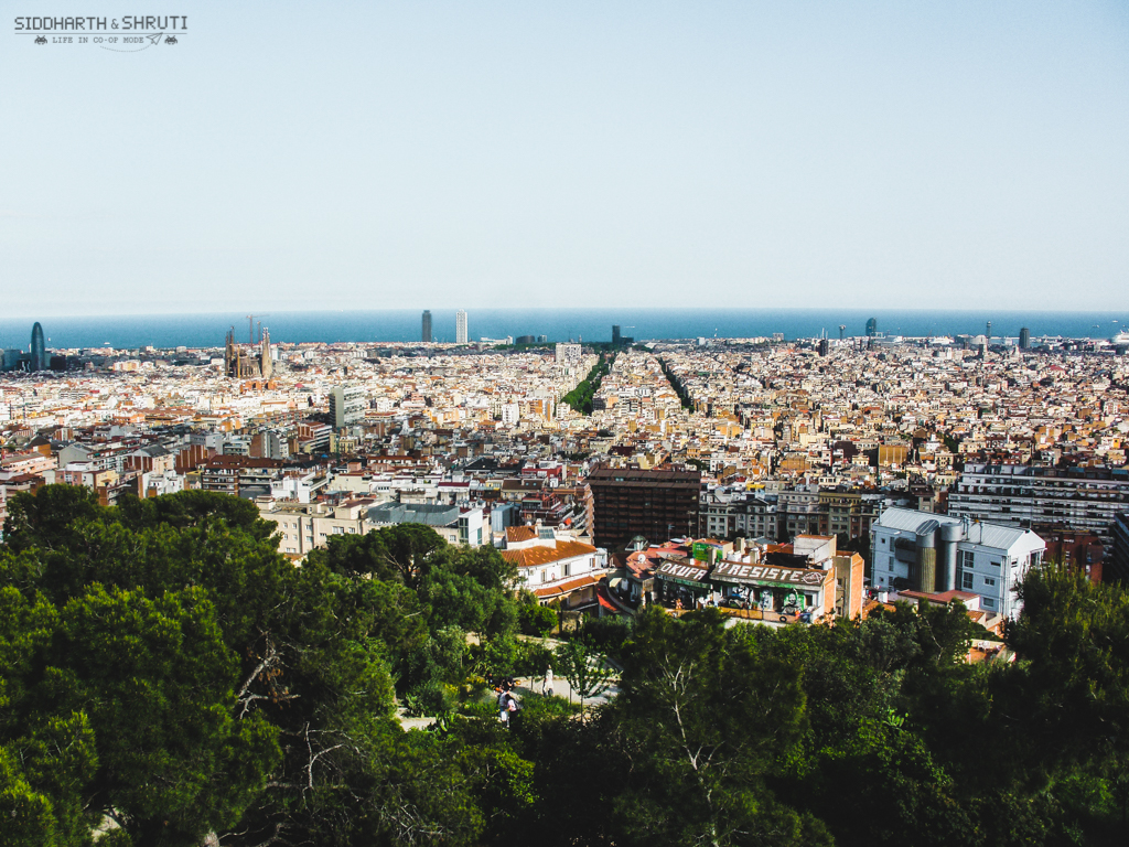 Barcelona for first time visitors | Siddharth and Shruti