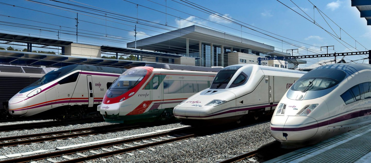 Barcelona for first timers - Renfe