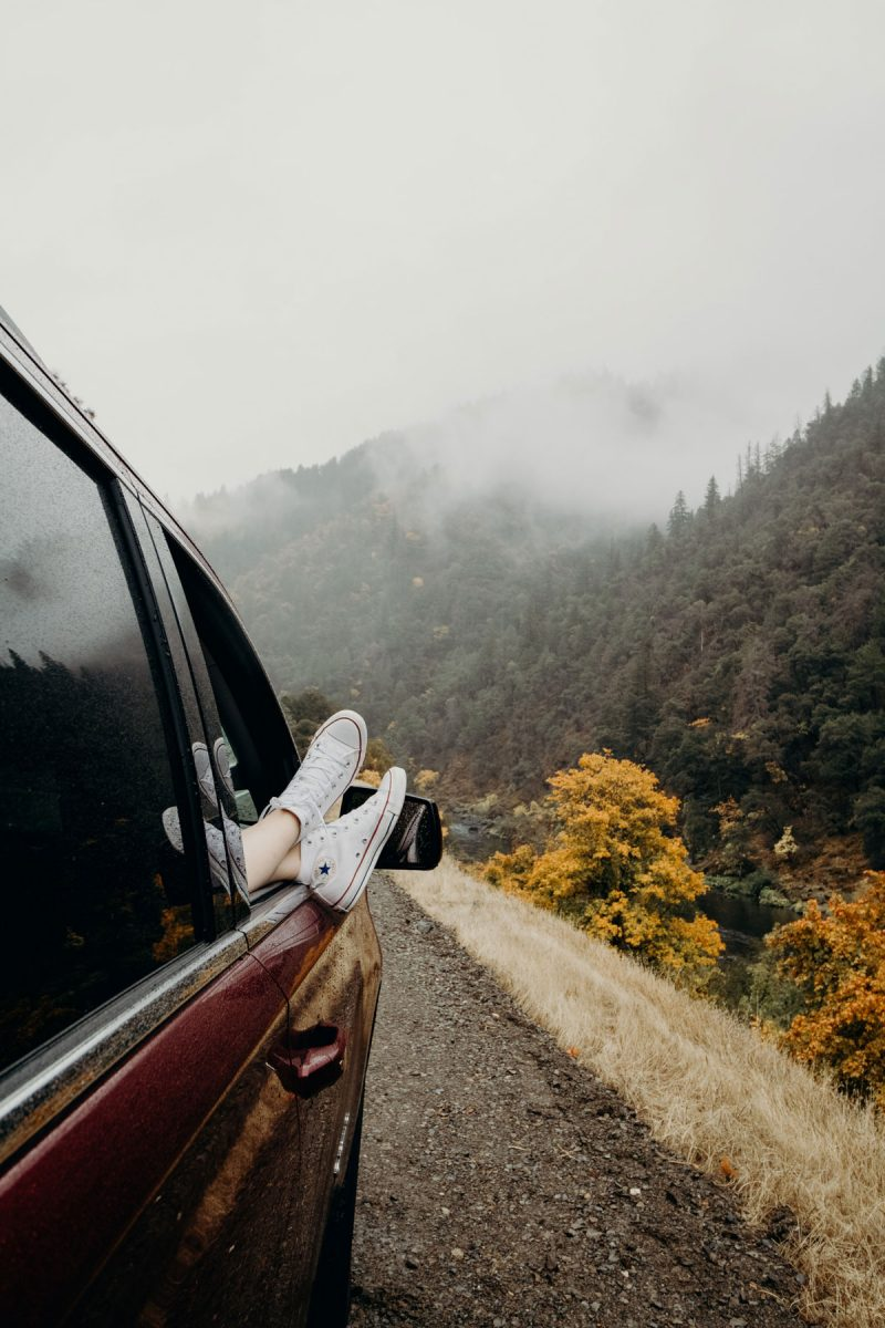 Five tips for any road trip with your partner
