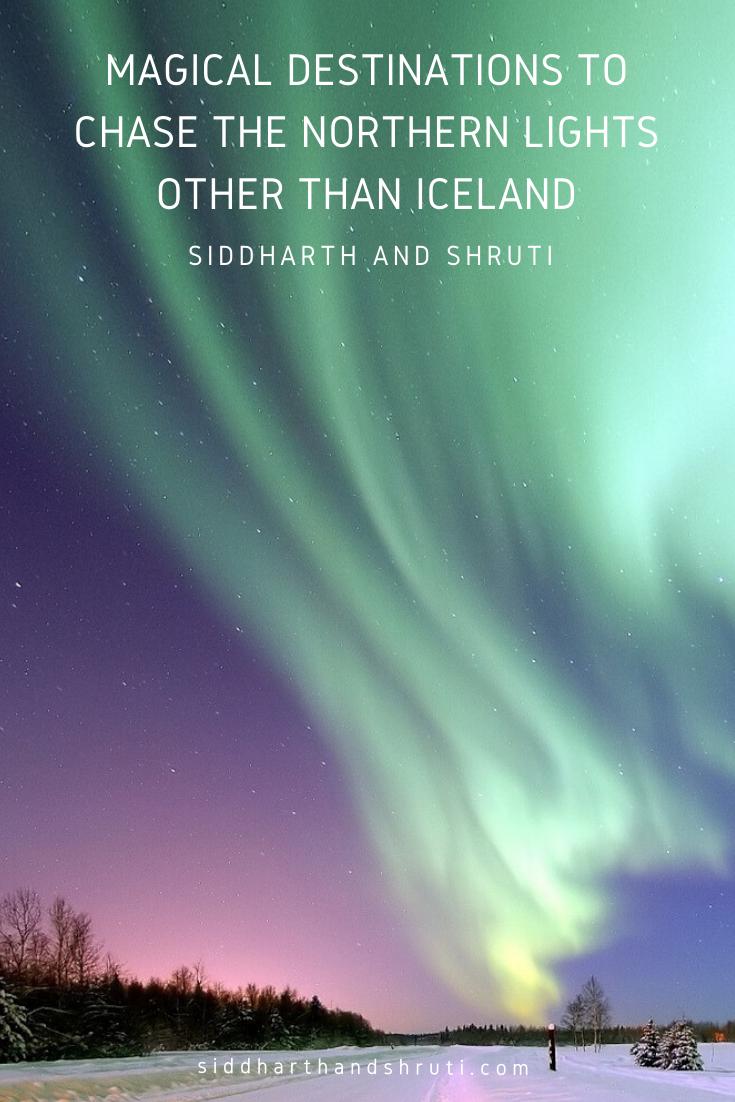 Northern Lights - Pinterest