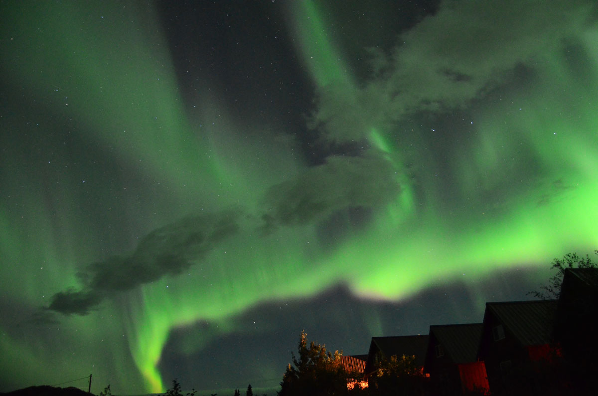 Magical Destinations to chase the Northern Lights other than Iceland - Fairbanks