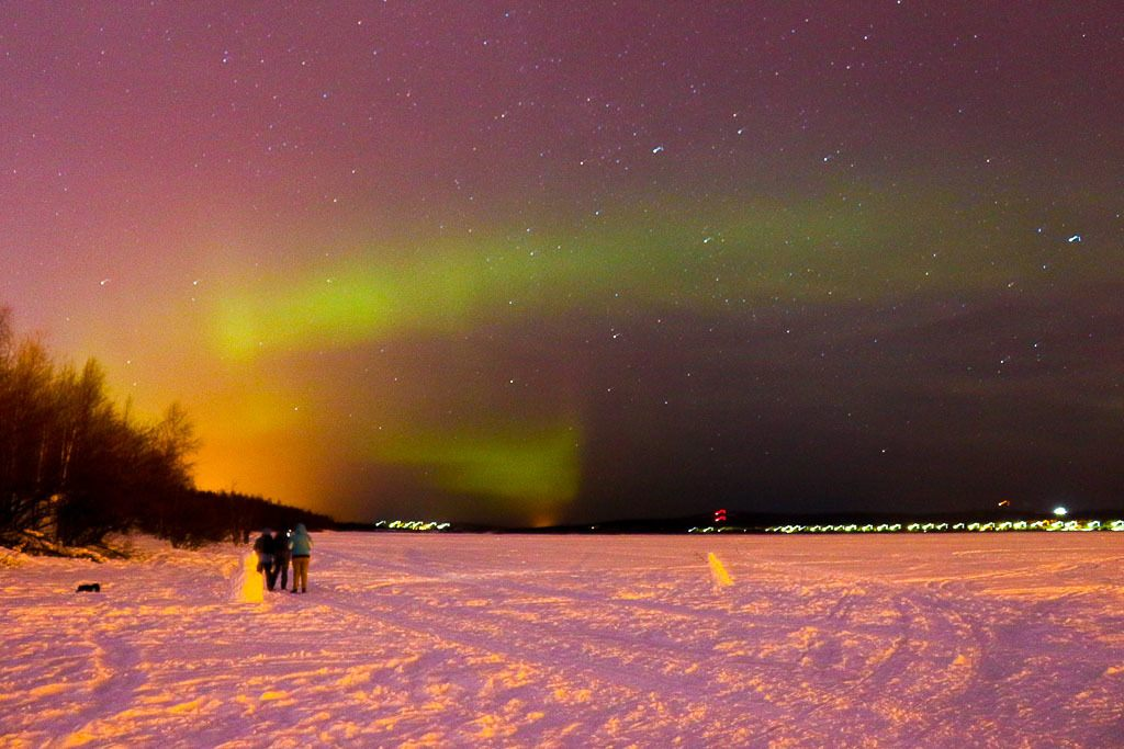 Magical Destinations to chase the Northern Lights other than Iceland - Finland