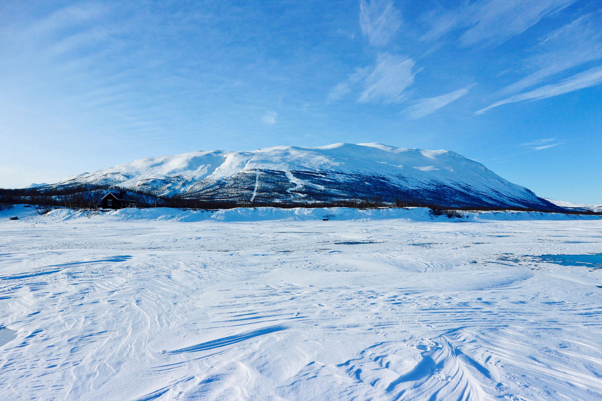Magical Destinations to chase the Northern Lights other than Iceland - Swedish Lapland