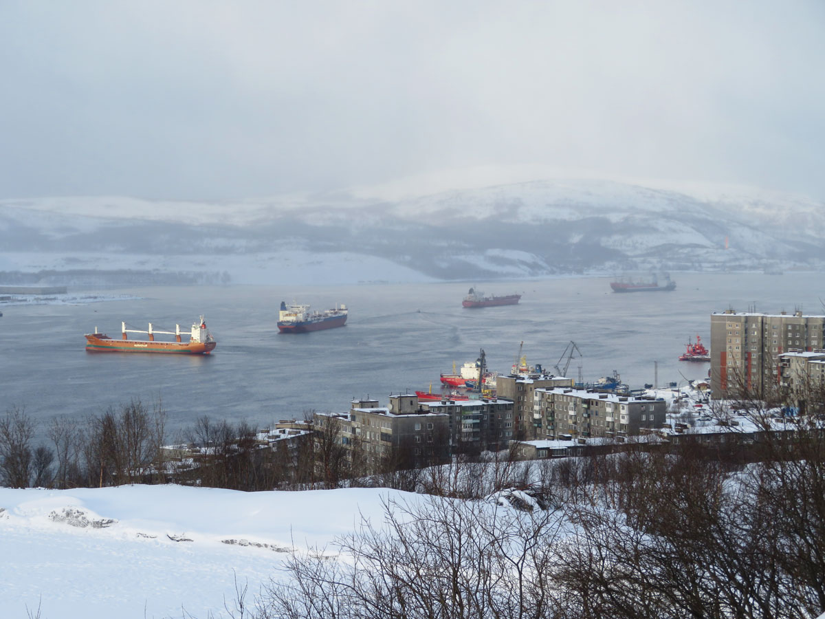Magical Destinations to chase the Northern Lights other than Iceland - Murmansk