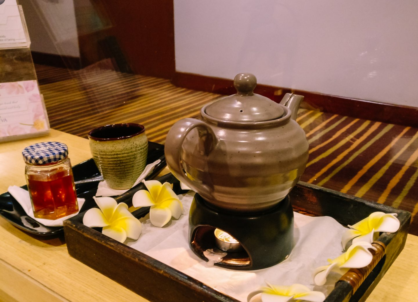 Tattva Spa - Herbal Tea