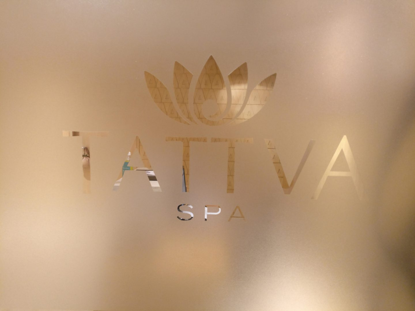 Tattva Spa Entrance