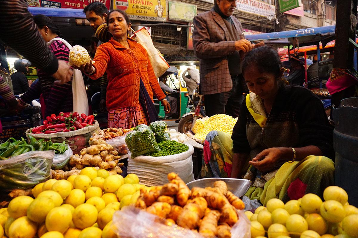 Highlights of Delhi - Food