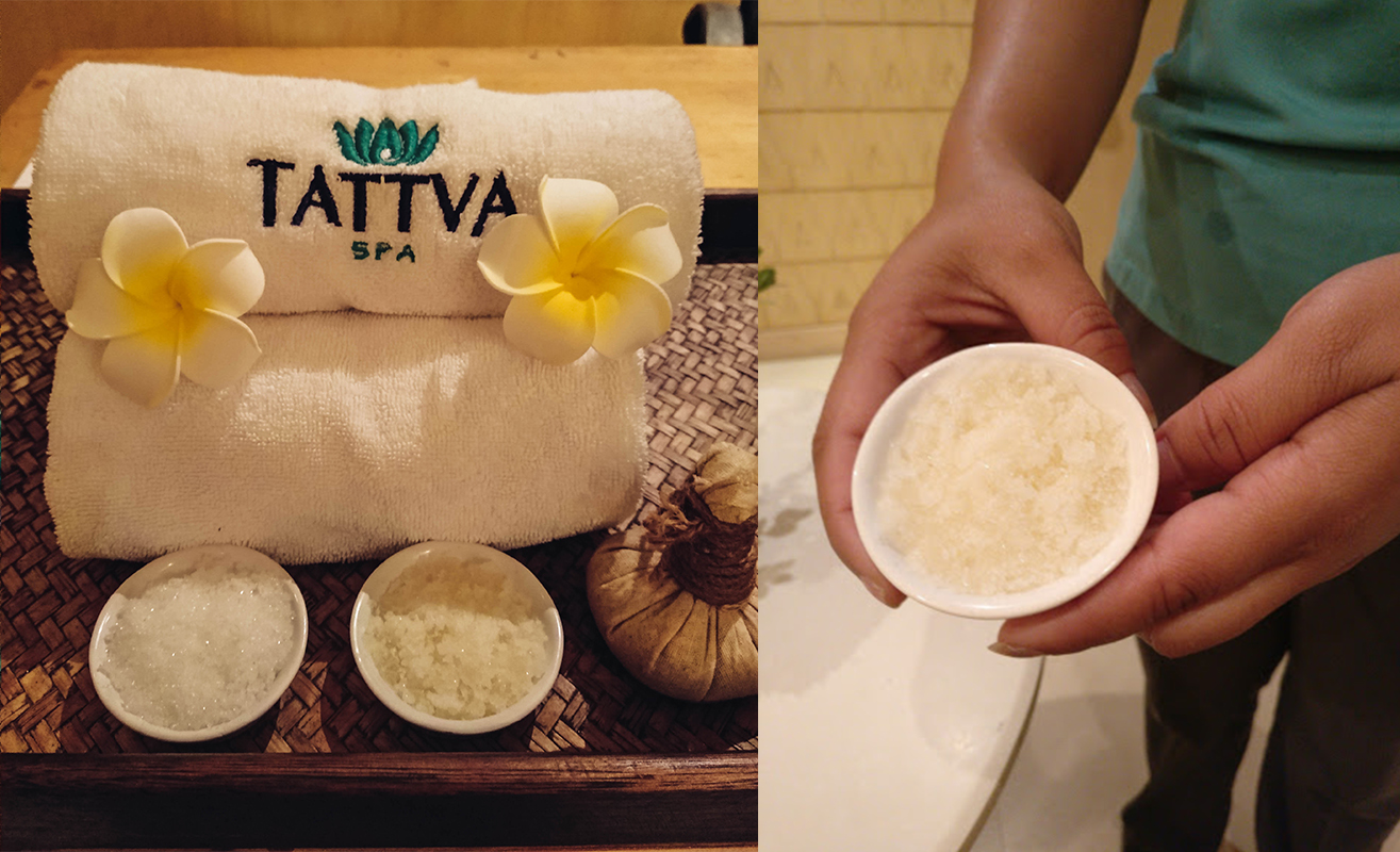 Tattva Spa - Body Polisher