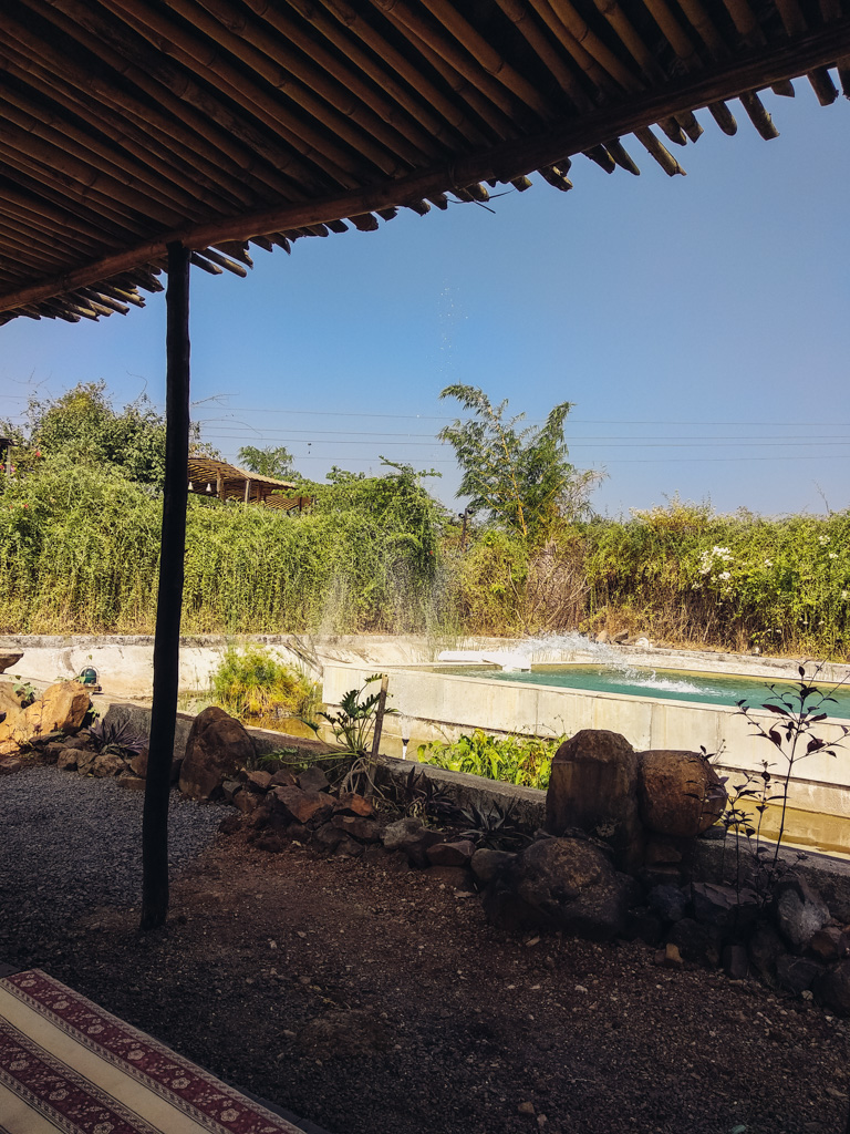 Swimming Pool at Bohemyan Blue